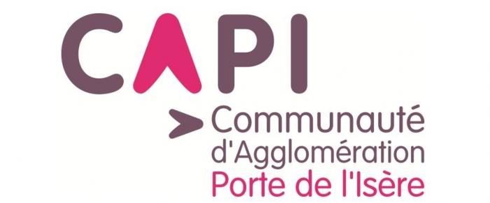 LA COMMUNAUTÉ D'AGGLOMÉRATION PORTE DE L'ISÈRE