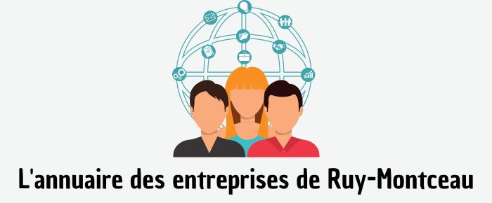 L'annuaire des entreprises de  Ruy-Montceau