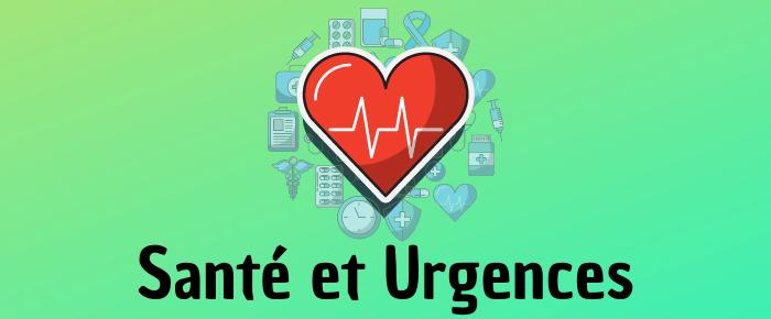 Santé et Urgences